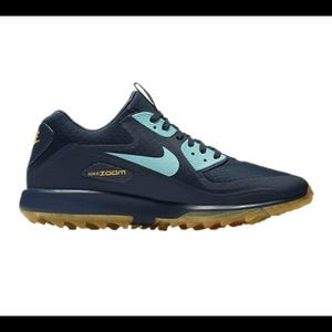 Nike Air Zoom 90 IT Golf Shoes Spikes Sneaker